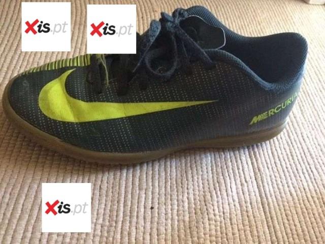 Chuteiras novas originais Nike Superfly 6 PRO CR7 FGMG. 42.