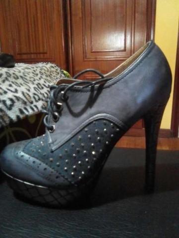 40 Sapato salto 6,5 cm Capezio