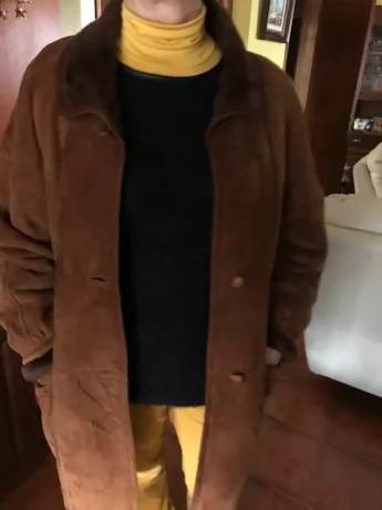 CASACO DE PELE QUENTINHO E MACIO 13 anos no Ficou Pequeno