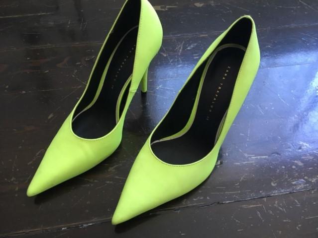 Schutz Sapatos Saltos Dourados Sapato De Casamento Feminino